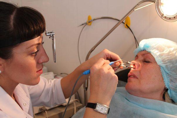Пазухи носа. Симптомы, диагностика и лечение