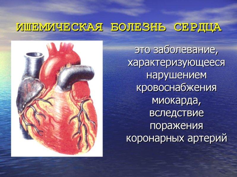 Ишемическая болезнь сердца (ИБС): причины, симптомы и ...