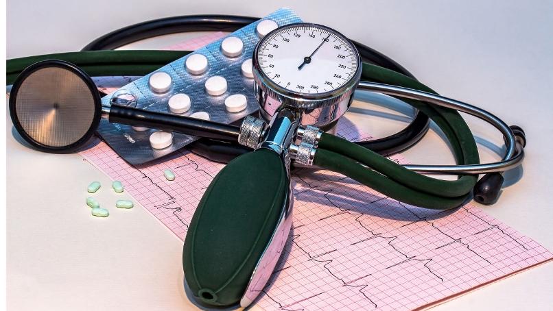 Лекарства от высокого кровяного давления