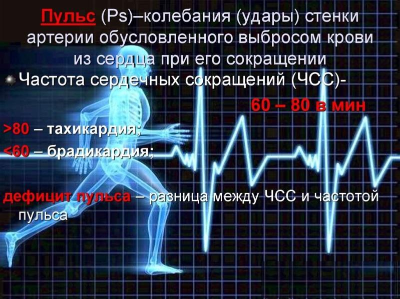 Частота пульса : Что такое целевая частота пульса?