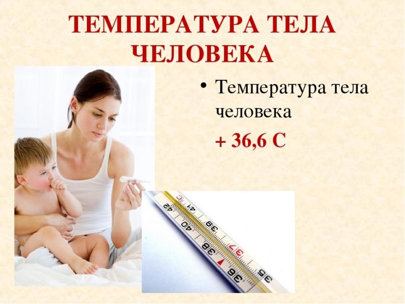 Температура человеческого тела: измерения, симптомы