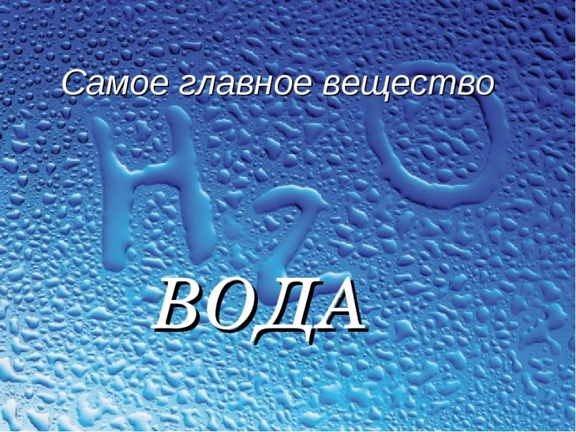 Вода в жизни человека: зачем и сколько нам нужно пить